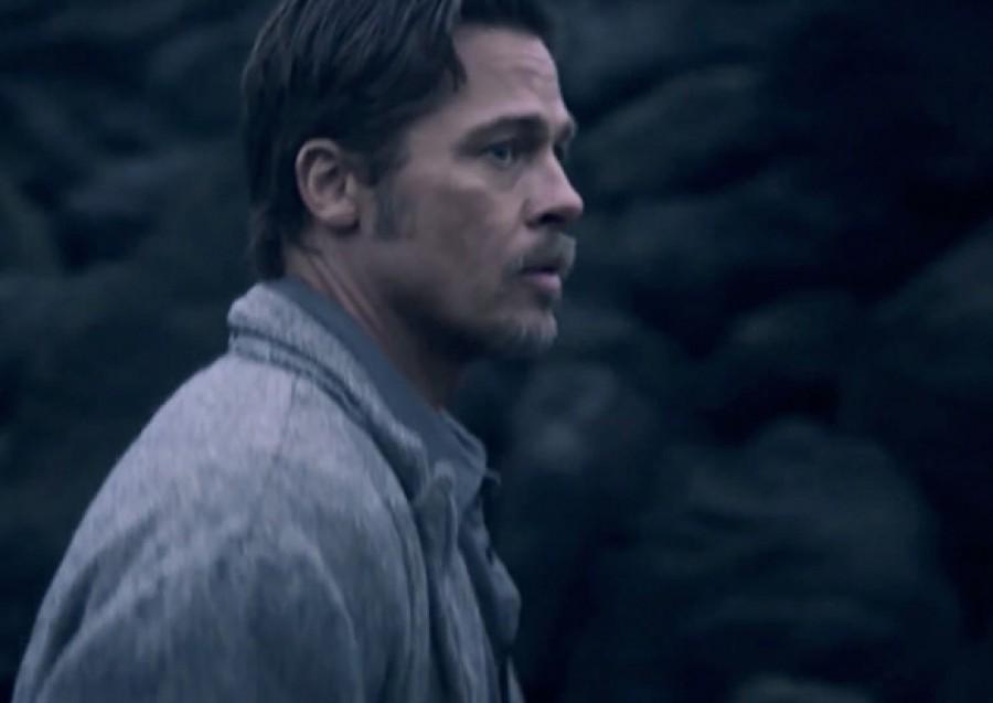 Brad Pitt by Mark Seliger