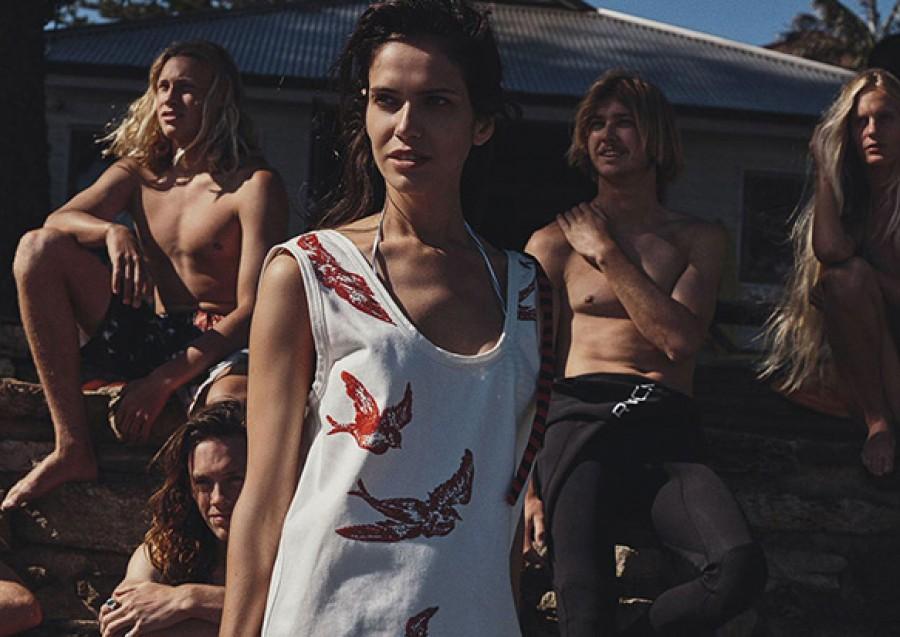Benny Horne for Vogue Australia