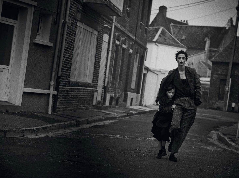 Peter Lindbergh For Vogue Italia Photographer Magazine