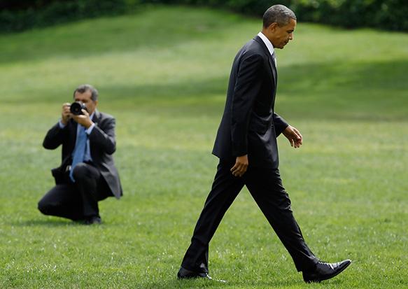 Pete Souza – White House Photographer