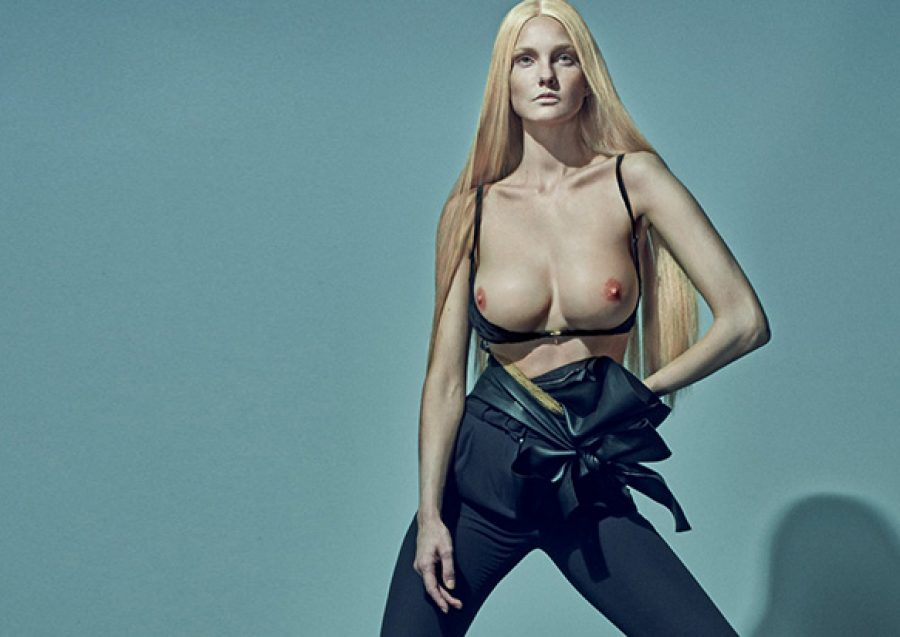 Boobs – Steven Klein