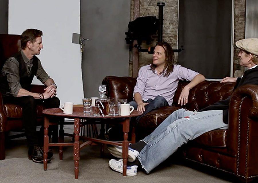 Martin Schoeller & Matthew Modine