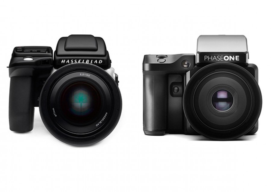 Hasselblad VS Phase One