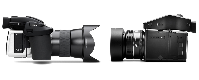 Hasselblad VS Phase One - PHOTOGRAPHER Magazine