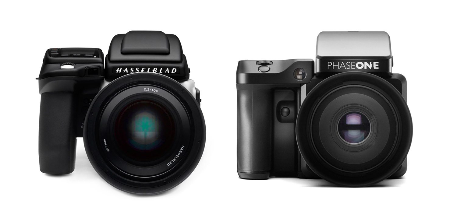Hasselblad VS Phase One - PHOTOGRAPHER Magazine