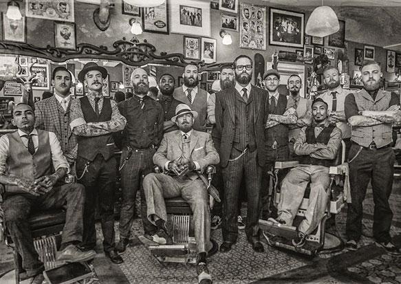 Schorem Barbers