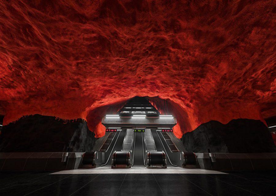 Conor MacNeill – Stockholm Metro