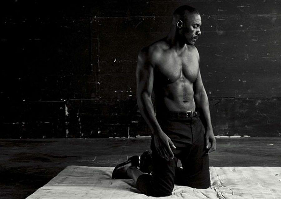 Idris Elba by Craig McDean