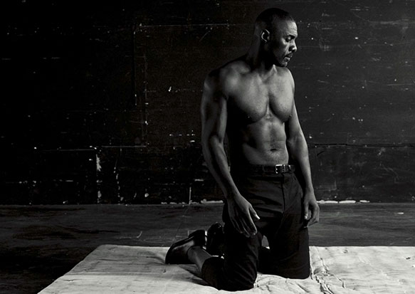 Idris Elba by Craig McDean