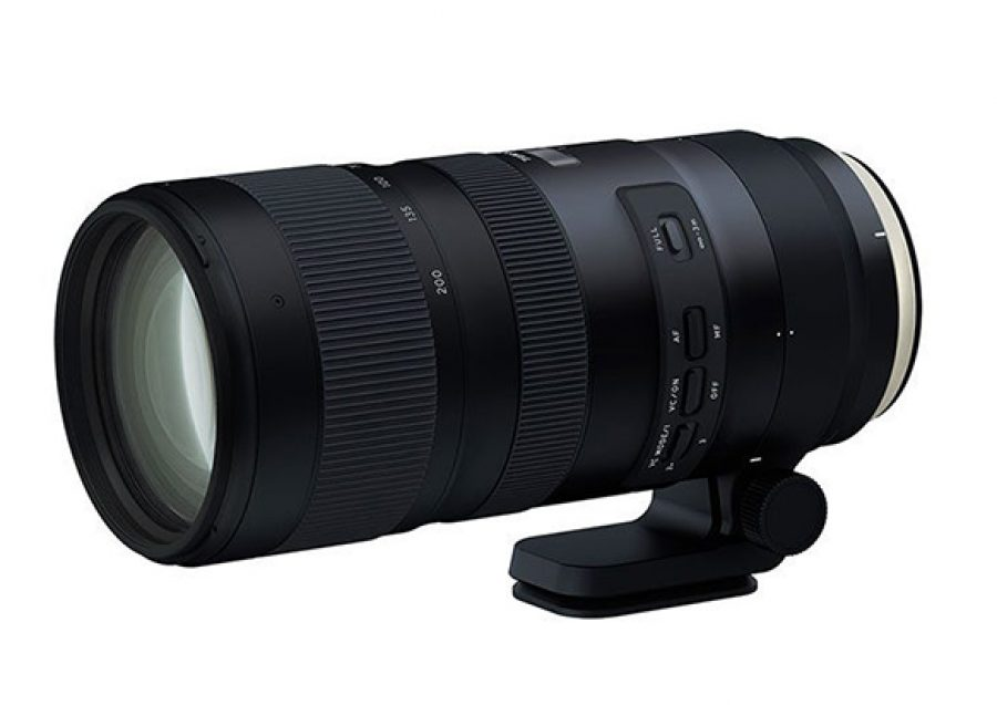 Tamron SP 70-200mm F/2.8 Di VC USD G2 review