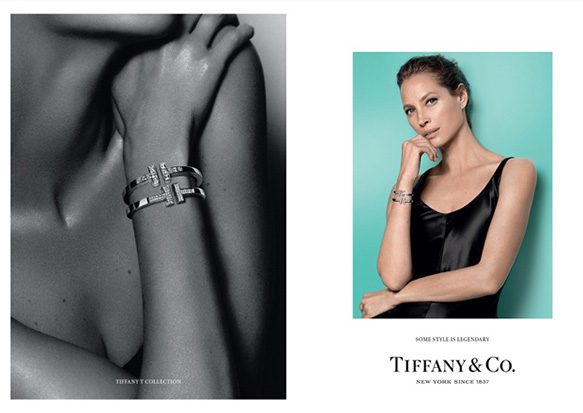 "Tiffany & Co. — ""Some Style is Legendary"""