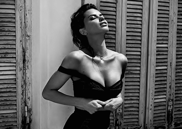 Adriana Lima by Vincent Peters